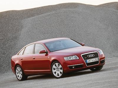 Audi A6 C6 generation