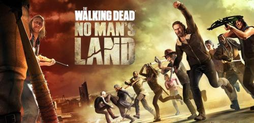 THE WALKING DEAD NO MAN'S LAND V3.0.2.3 MOD Apk With Data Is Here
