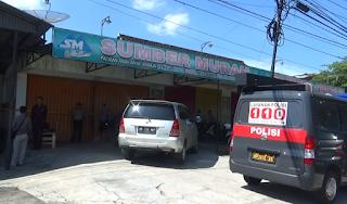 Toko Sumber Murah Desa Baron Di Bobol Maling