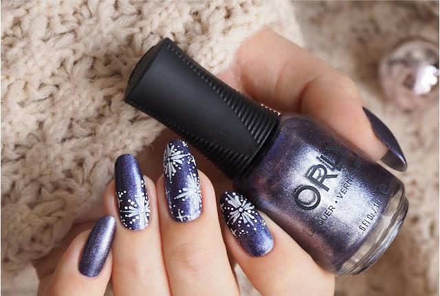 Orly Nebula + śnieżynki