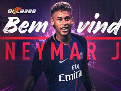 Bayar 222 Juta Euro, PSG Resmi Jadikan Neymar Sebagai Pemain Termahal Dunia