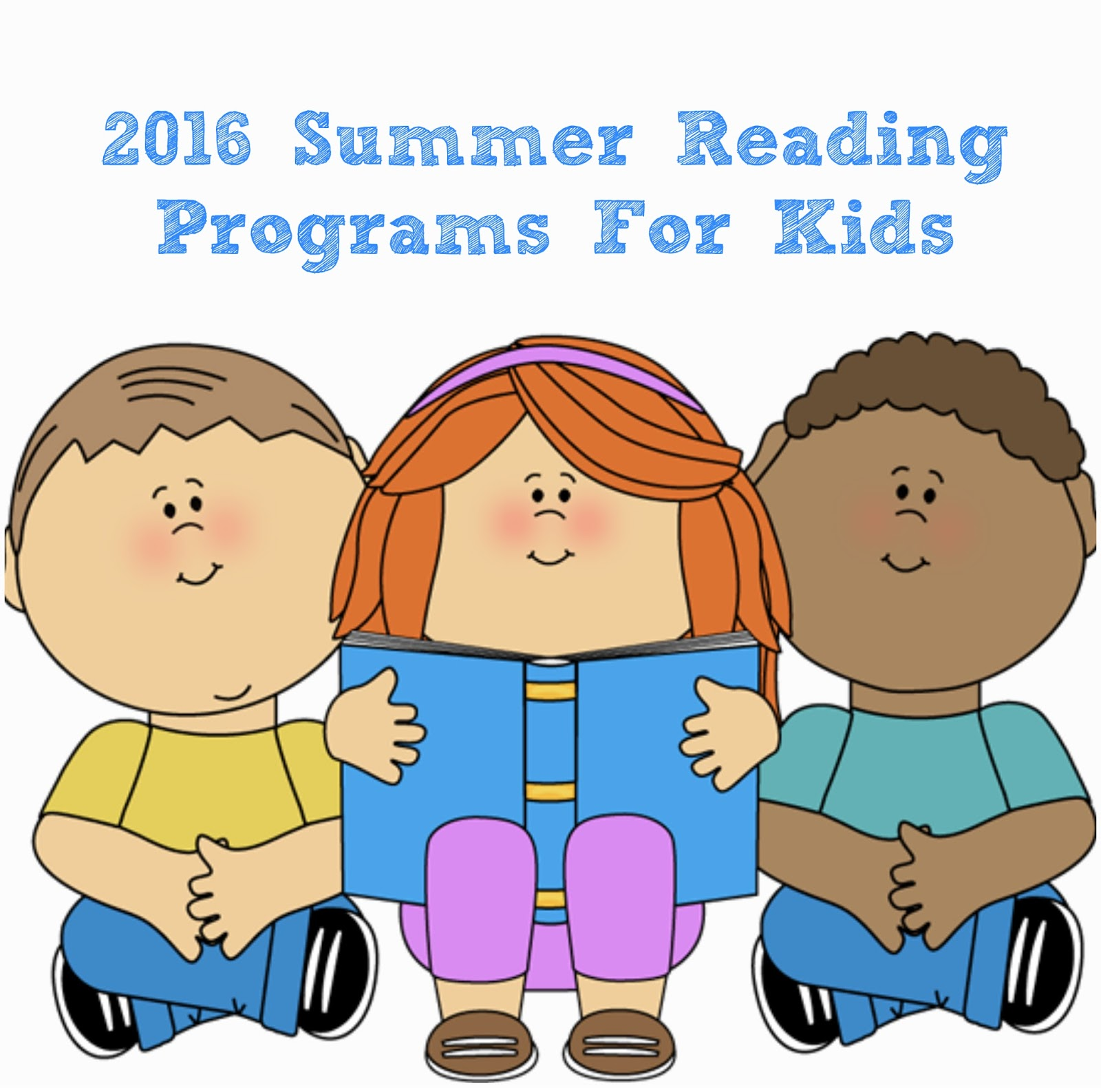 2016 Free Summer Reading Programs For Kids! | Spend Less, Shop More
