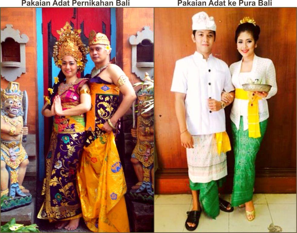 Pakaian Adat Bali Lengkap, Gambar dan Penjelasannya - Seni ...