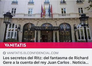 Los secretos del Ritz