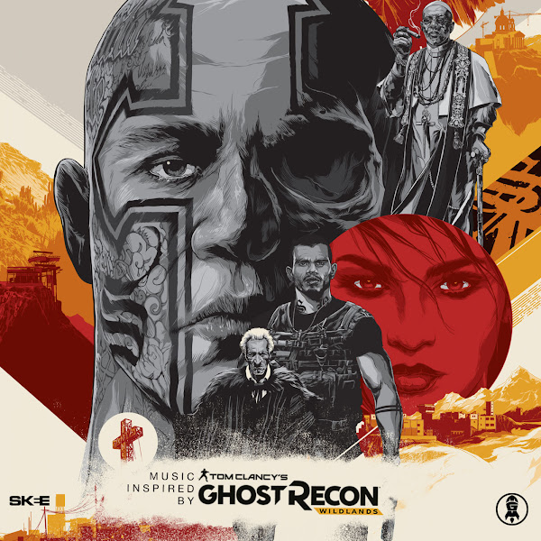 Various Artists - Tom Clancy's Ghost Recon: Wildlands (Original Soundtrack) - EP Cover