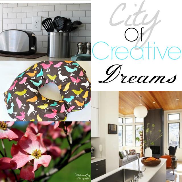 city of creative dreams - city of links #70