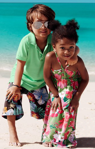 H&M niños primavera verano 2011