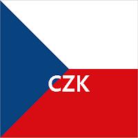1 GBP to CZK, GBP/CZK, 1 CZK to GBP, CZK/GBP, British Pound sterling Czech koruna exchange rate live chart