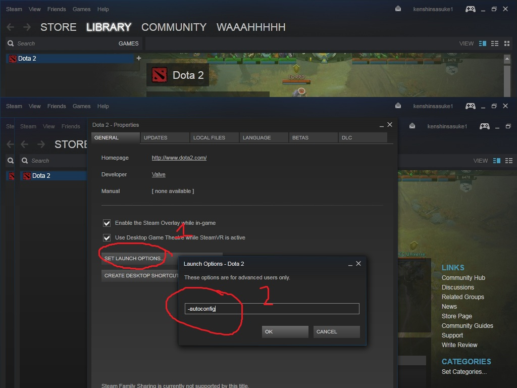 how to download dota 2 in steam free