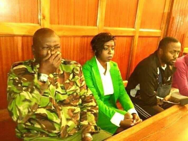 Did Jacque Maribe Fart In Court?