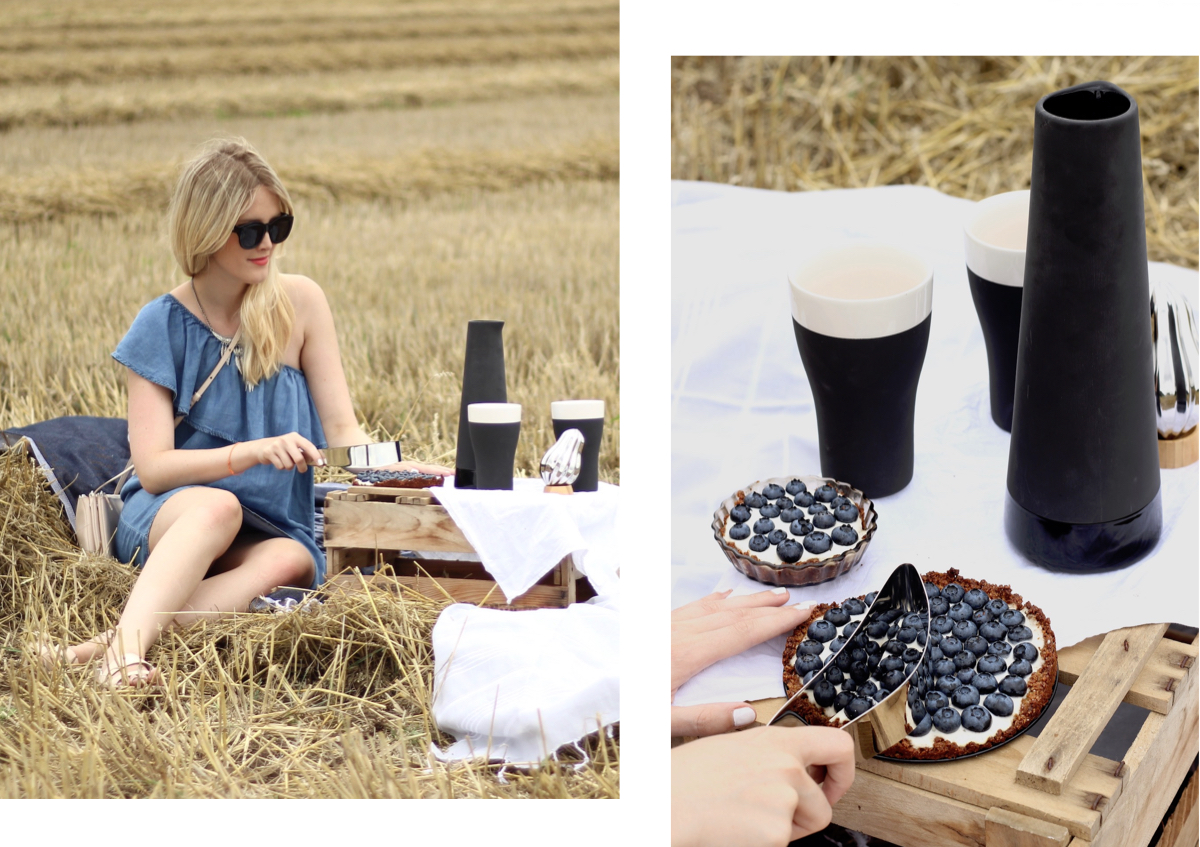 Magisso Finland Picknick Cooling Ceramics Cool ID Tumblers Cake Server Giveaway