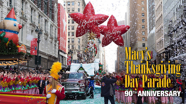 Thanksgiving Day Parade 2016