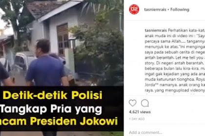 Soal Pria Ancam Penggal Jokowi, Putri Amien Rais: Pribumi Kian Terpojok