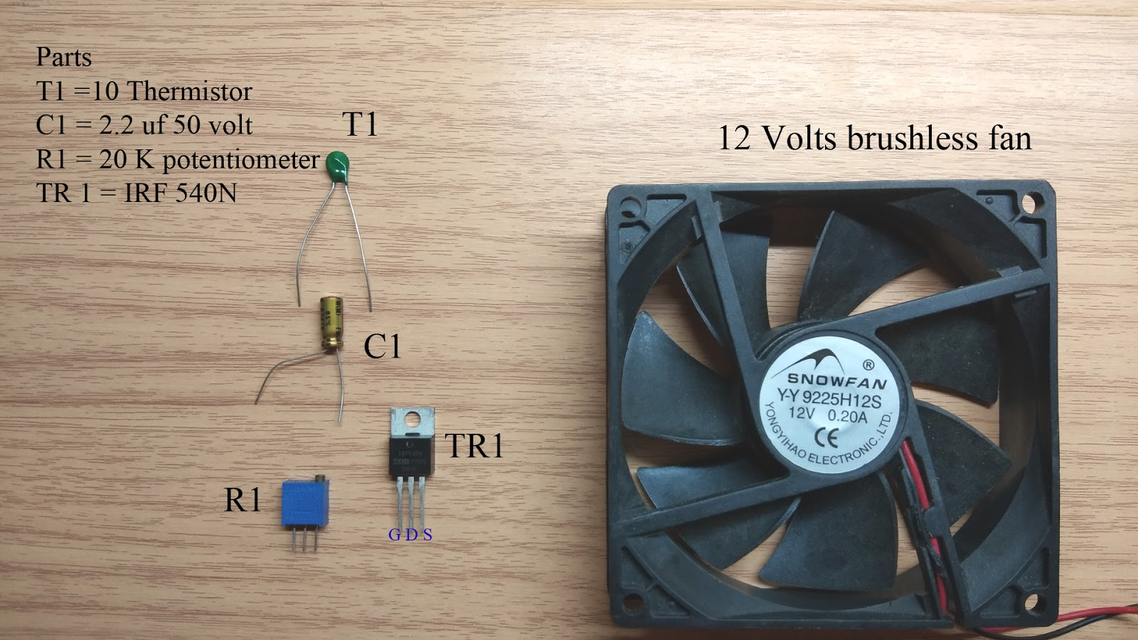 see the video below that shows how it work and full circuit diagram and the important of c1 [ 1600 x 900 Pixel ]