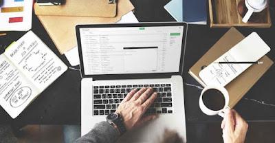 Kiểm tra công việc bán hàng online