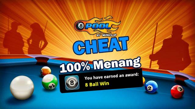 Cheat 8 Pool Tanpa Root 100% Menang Anti Ban Terbaru