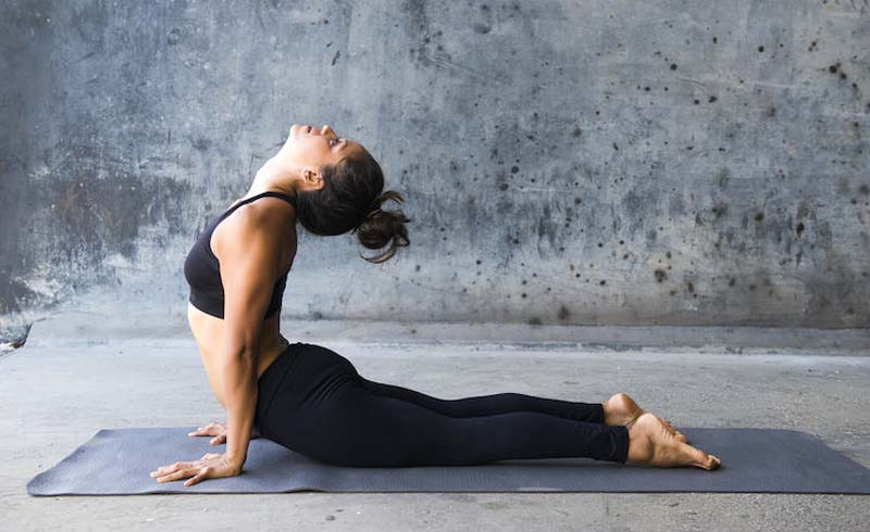 Lose Belly Fat Fast With 5 Yoga Poses