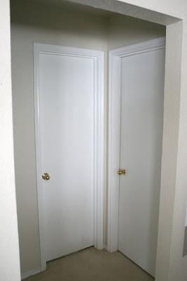 remodelaholic | black interior doors pr 4