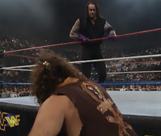 WWF / WWE - King of the Ring 96 - Mankind and  Undertaker had a great match