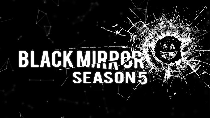 I watched Black Mirror Season 5 HELP! I Can't Get  It Out My Head.