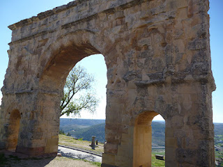 Arco del triunfo de Medinaceli
