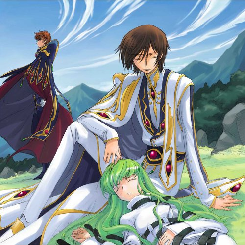 CODE GEASS Lelouch of the Rebellion R2 Original Soundtrack 2 [FLAC 24bit   MP3 320 / WEB]