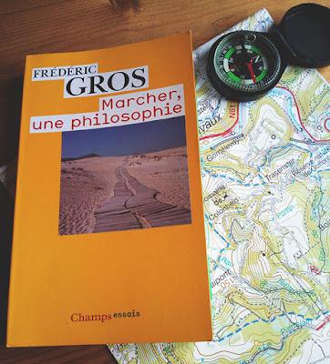 """""""Marcher, une philosophie"""" - Frédértic Gros"""