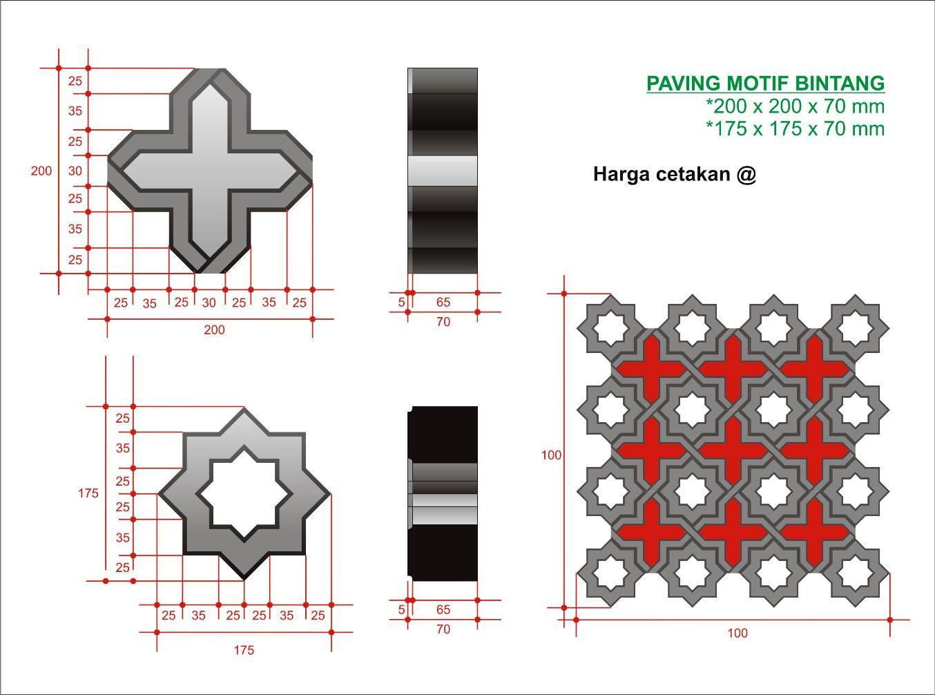 770+ Desain Halaman Paving Block Terbaru