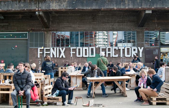 Exploring The Fenix Food Factory In Rotterdam | Wanderwings