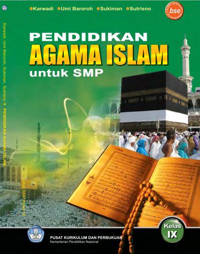 Download Buku Siswa KTSP SMP dan MTs Kelas 9 Pendidikan Agama Islam