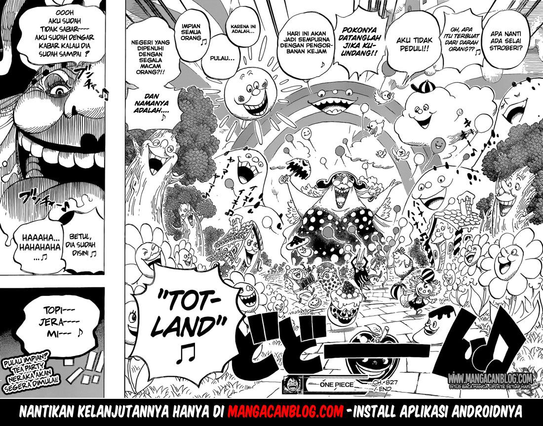 Dilarang COPAS - situs resmi www.mangacanblog.com - Komik one piece 827 - totland 828 Indonesia one piece 827 - totland Terbaru 18|Baca Manga Komik Indonesia|Mangacan