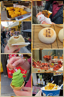 What to eat in Japan: Japanese Street Food