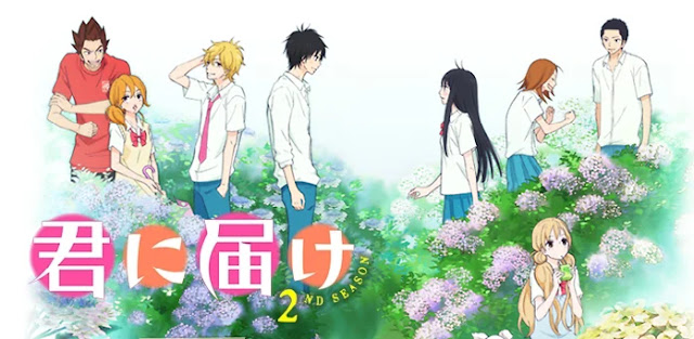 Kimi ni Tokode BD Season 2 Episode 1-12 Subtitle Indonesia