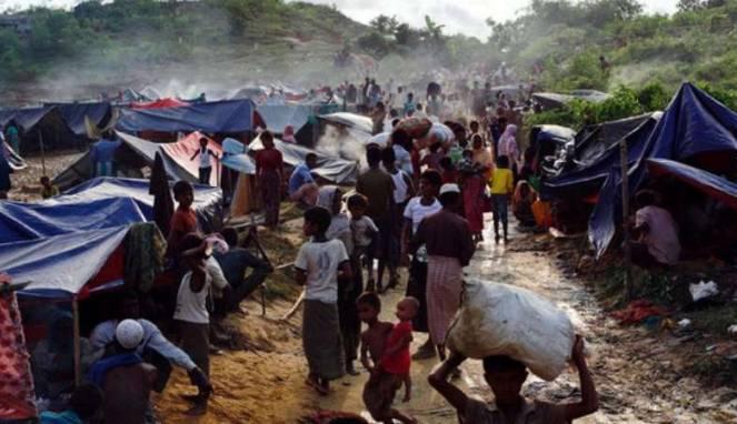 Myanmar Enggan Bongkar Kekerasan pada Rohingya