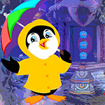 Games4King Dwarf Penguin Rescue Walkthrough