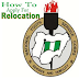 How To Apply For Nysc Relocation And Redeployment