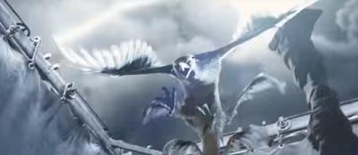 Tuono Alato, o Uccello del Tuono, o Thunderbird