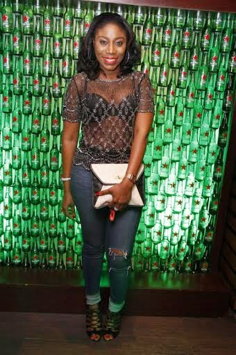 7 Pics: 2face, Annie, Sound Sultan, others turn up at DJ Babey Drews party