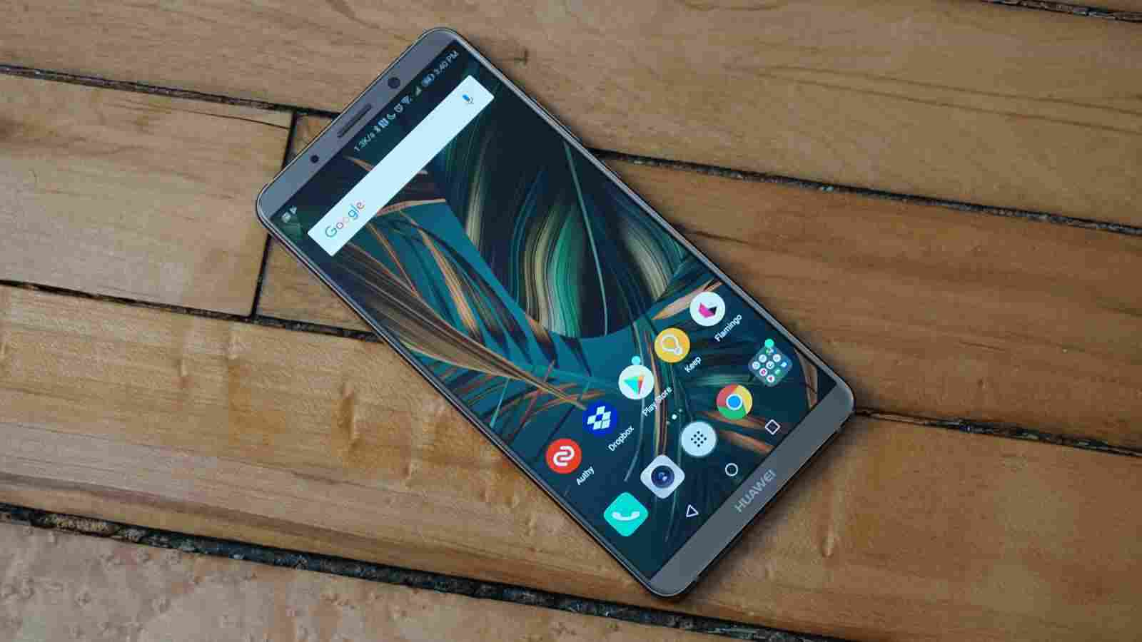 Best Android Gaming Phones For 2018 - Huawei Mate 10 Pro
