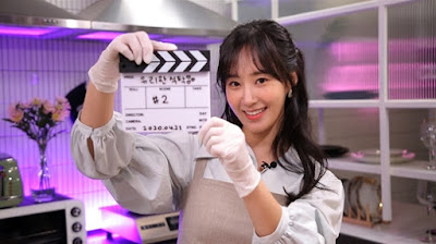 SNSD Yuri Winning Recipe Episode 2 English Subbed