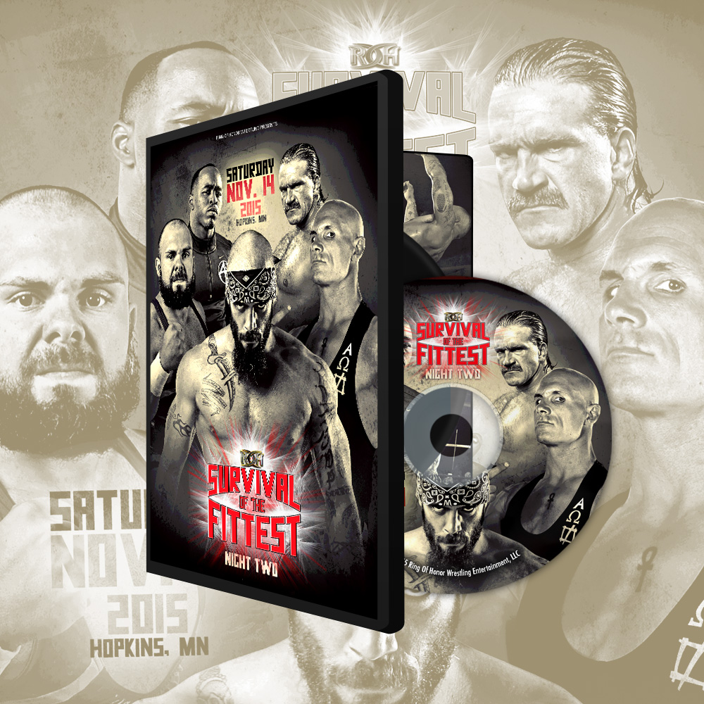 roh survival of the fittest 2014 review