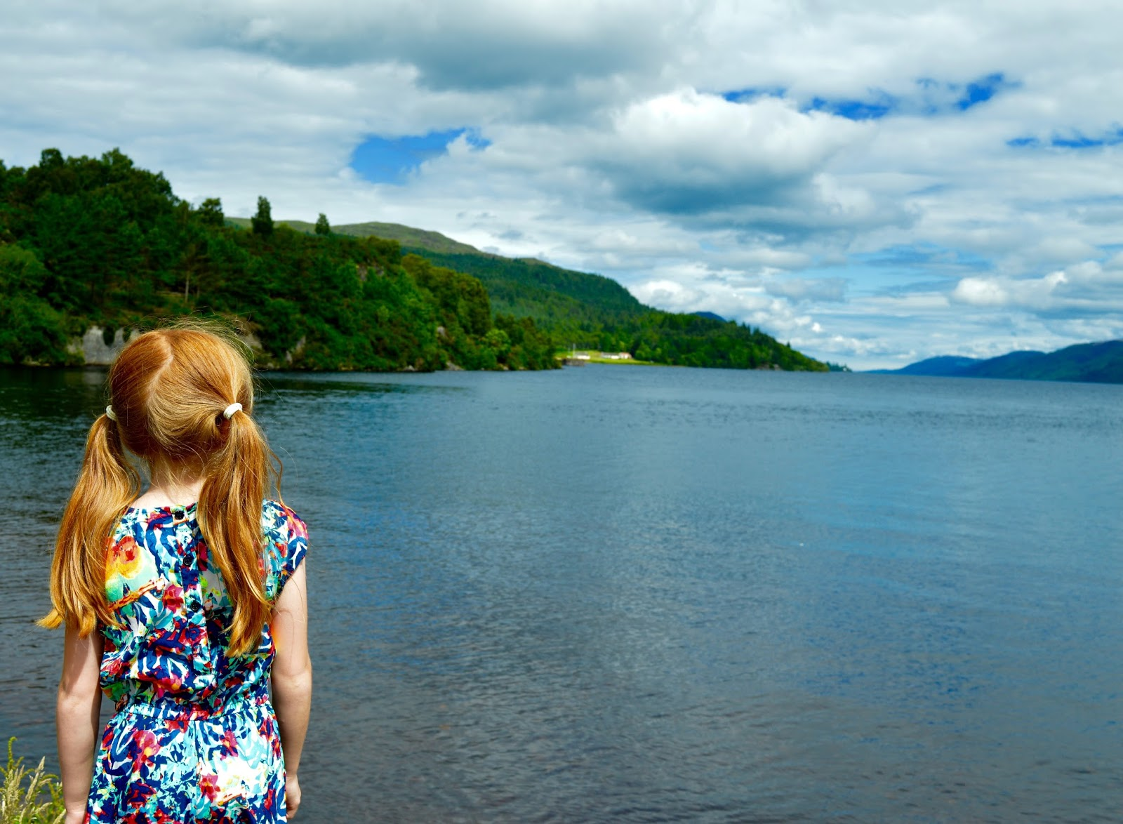 Hunting For The Loch Ness Monster