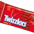 Will Love For Food: Twizzlers and Carla Sparrow