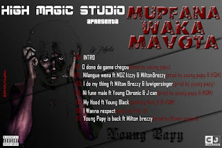 BAIXAR MP3 || Young Papy Waka Mavota- Mupfana Waka Mavota (EP) || 2018 (Baixe Fácil) [Novidades Só Aqui]