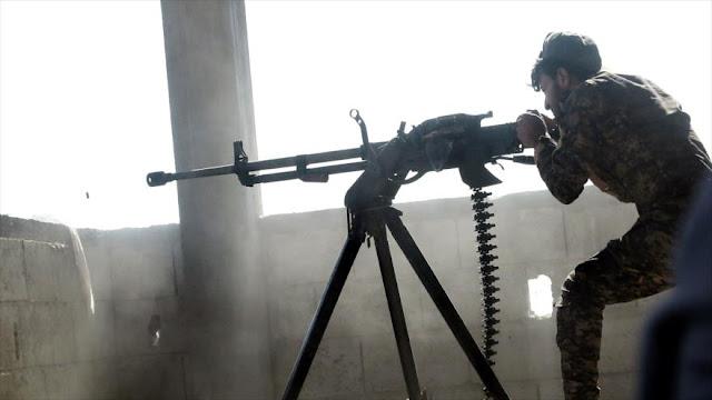 EEUU dejará de armar a los kurdos para satisfacer a Turquía