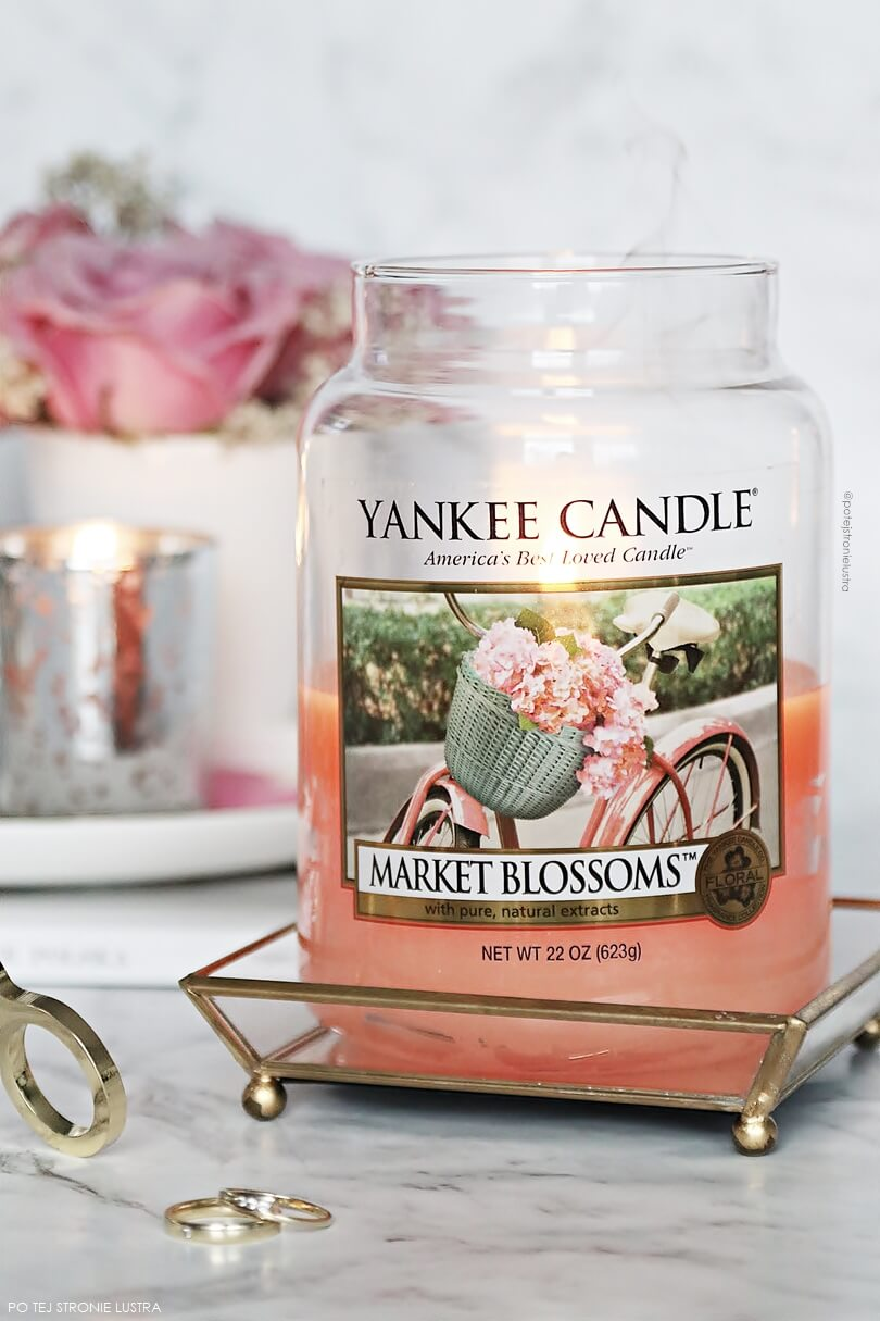 yankee candle market blossoms blog