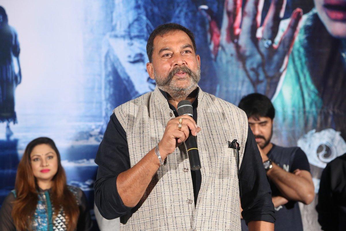 Chinnari Telugu trailer launch photos-HQ-Photo-6