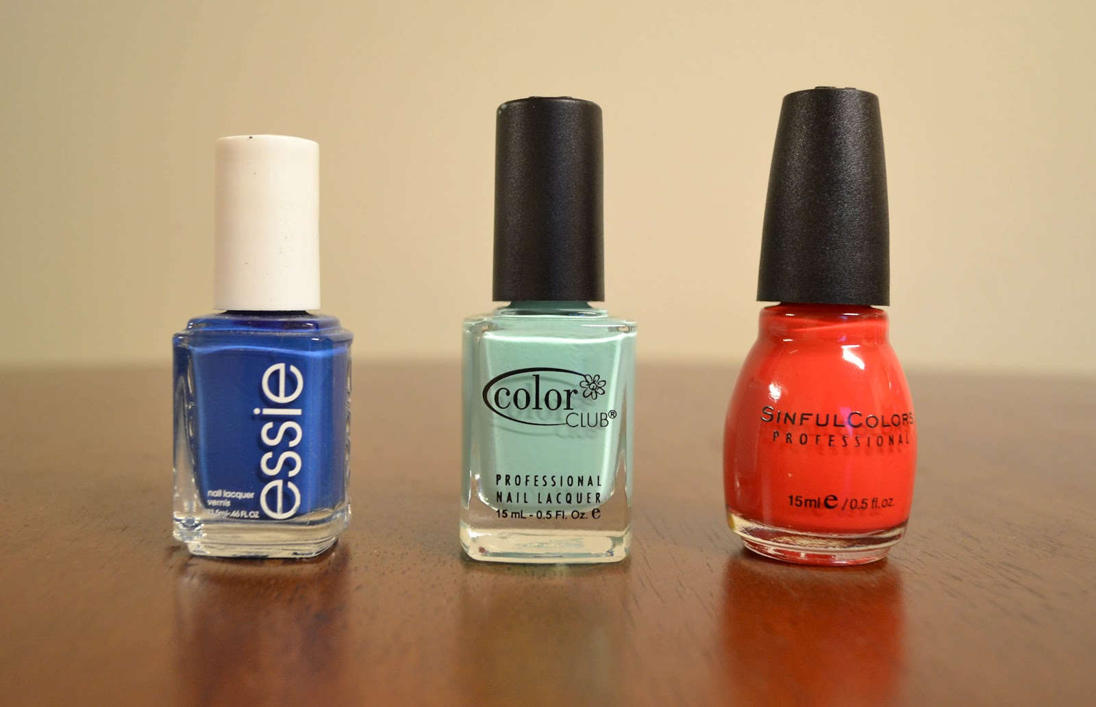 Sunny Sweetheart Cheap Nail Polish Finds
