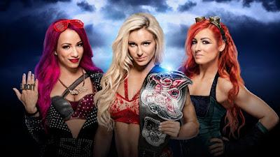 WWE WrestleMania 32 Divas Championship Triple Threat