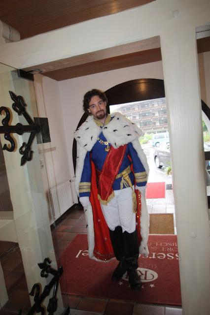 König Ludwig II., Trachtenhochzeit in den Bergen von Bayern, Riessersee Hotel Garmisch-Partenkirchen, Wedding in Bavaria